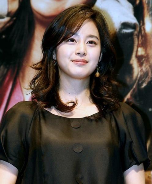 组图:金泰熙申敏儿 女神级韩国女星发型盘点