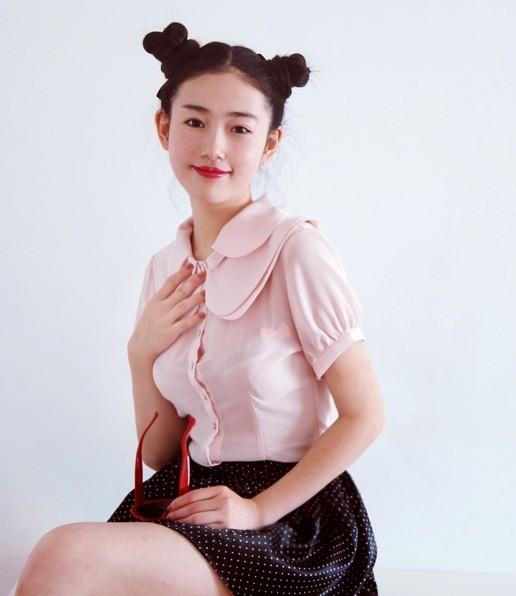 组图:张辛苑民间第一美女养成记 奢侈品频道