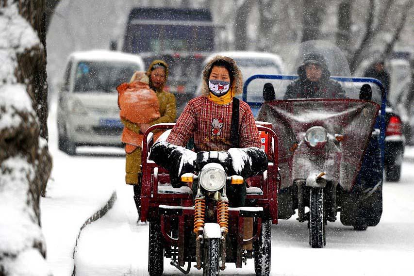 4481,一年最冷时期临(原创) - 春风化雨 - 春风化雨的博客