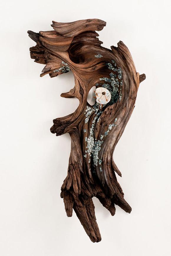 超现实主义雕塑欣赏(组图)