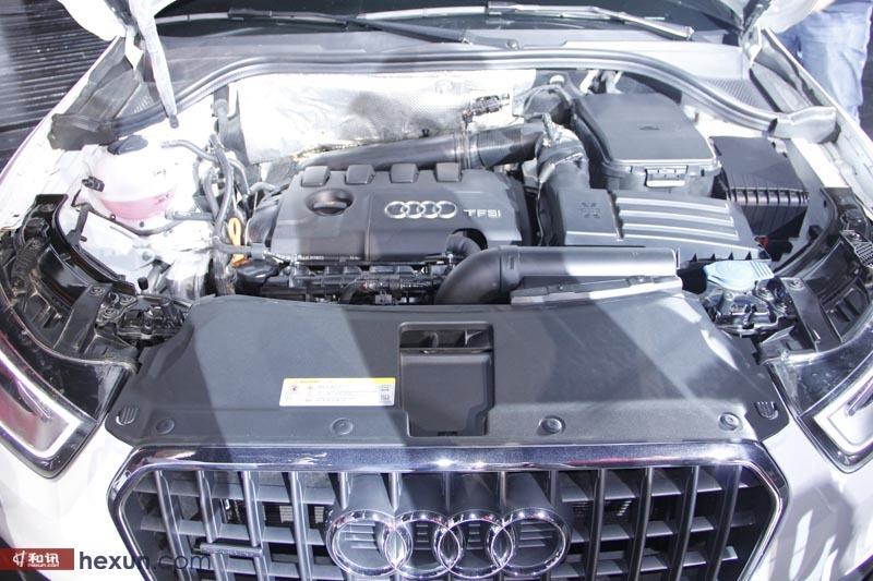 0tfsi高功率和低功率两款发动机的6款车型,售价区间为28.5-42.88万元.