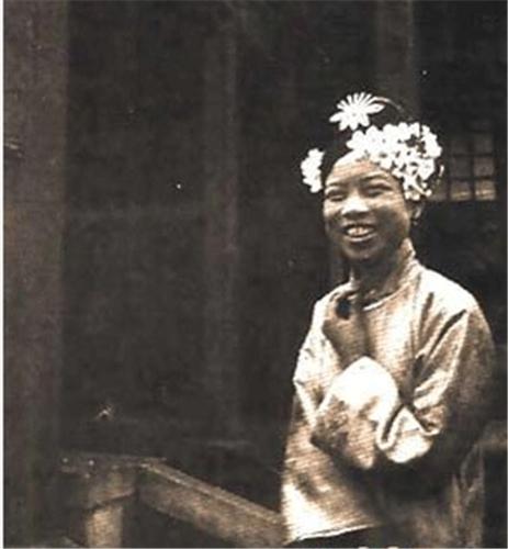 揭秘清朝皇族的真实长相(组图)
